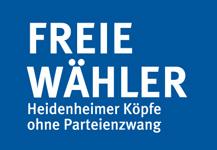 Freie Wähler Heidenheim